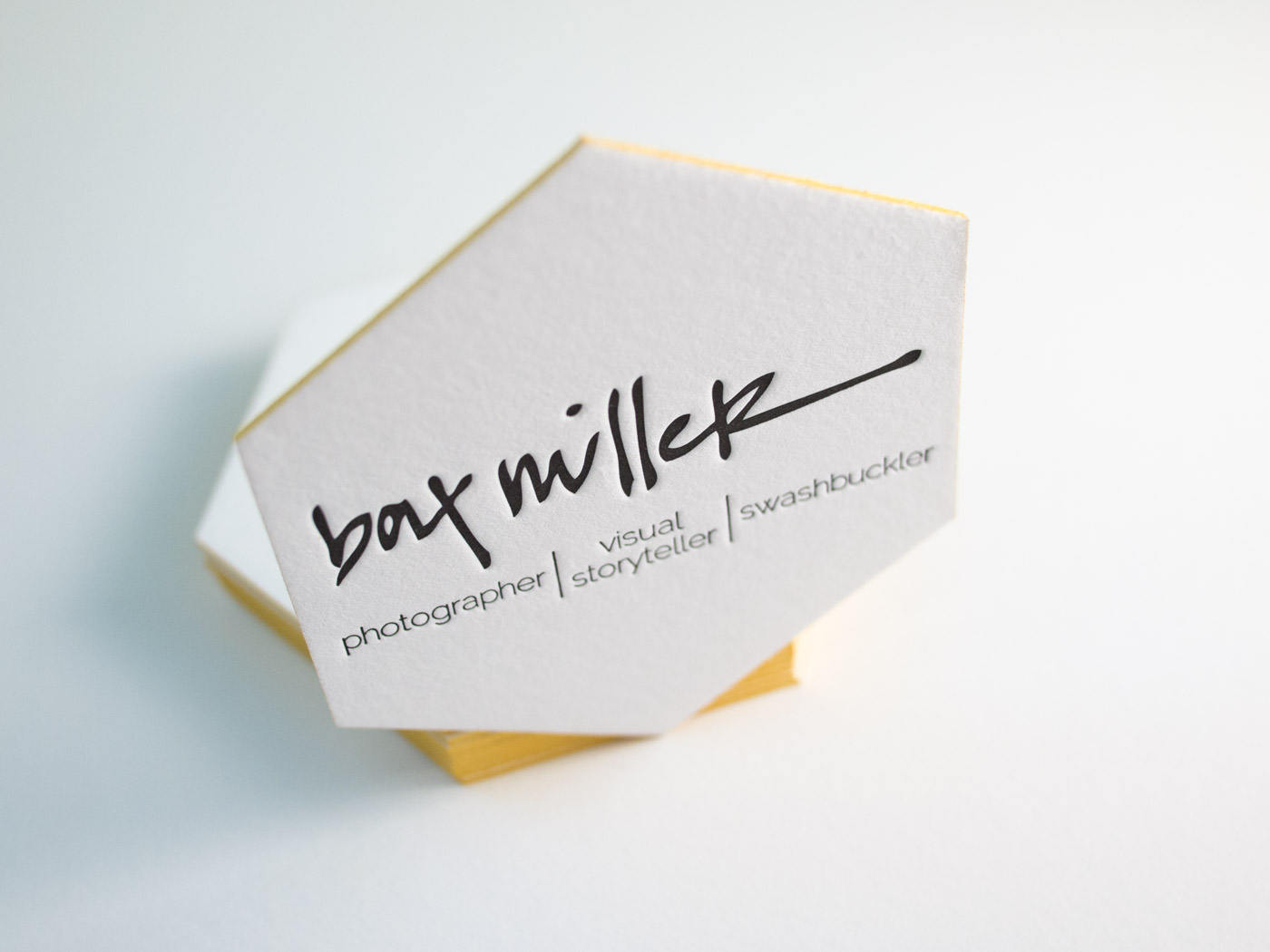 Bax Miller | Printed by Parklife Press