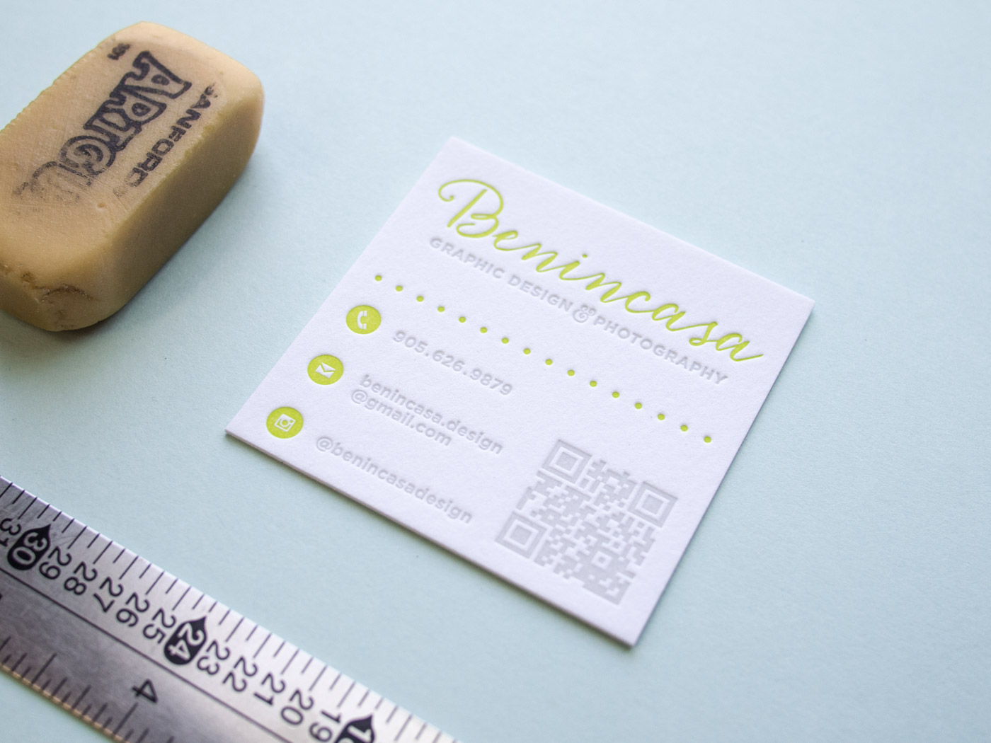 Benincasa Design | Printed by Parklife Press