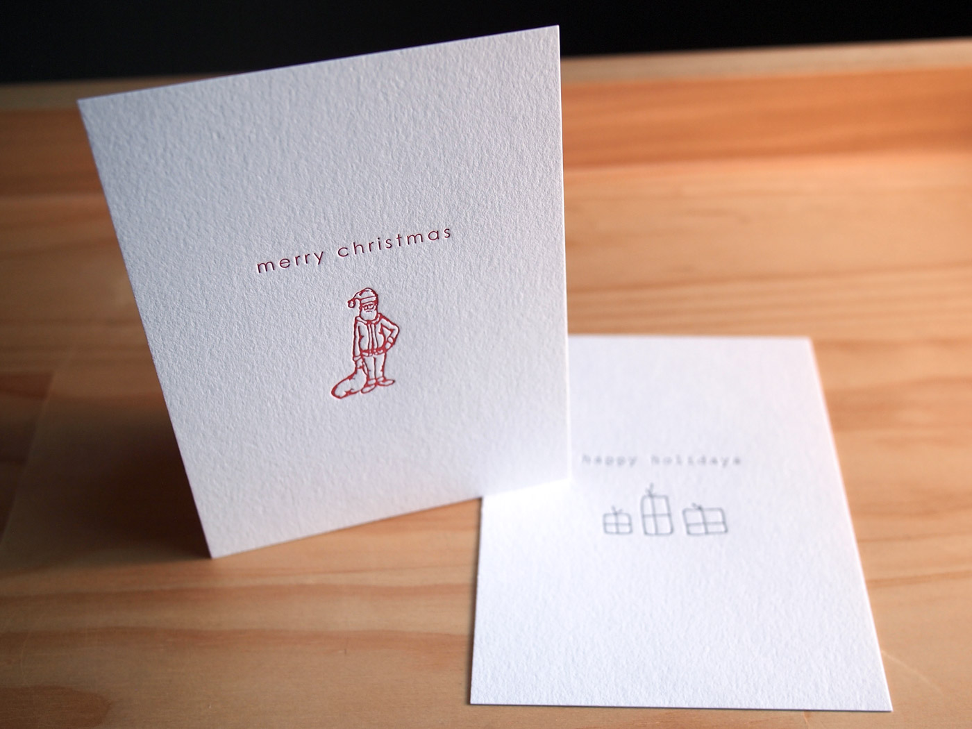 Doodle Holiday Cards from Parklife Press