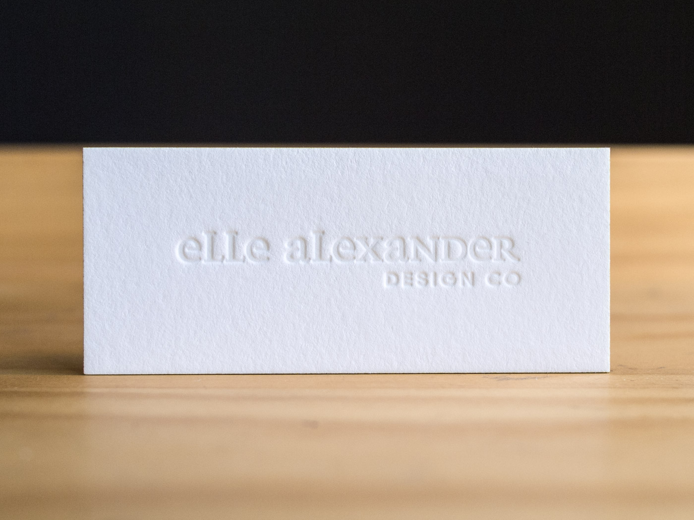 Elle Alexander Design | Printed by Parklife Press