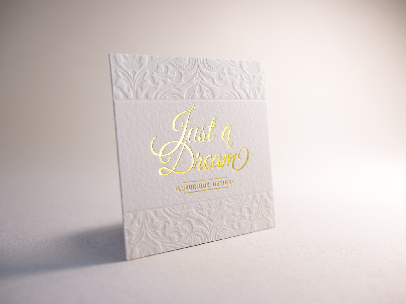 Just A Dream | Printed by Parklife Press