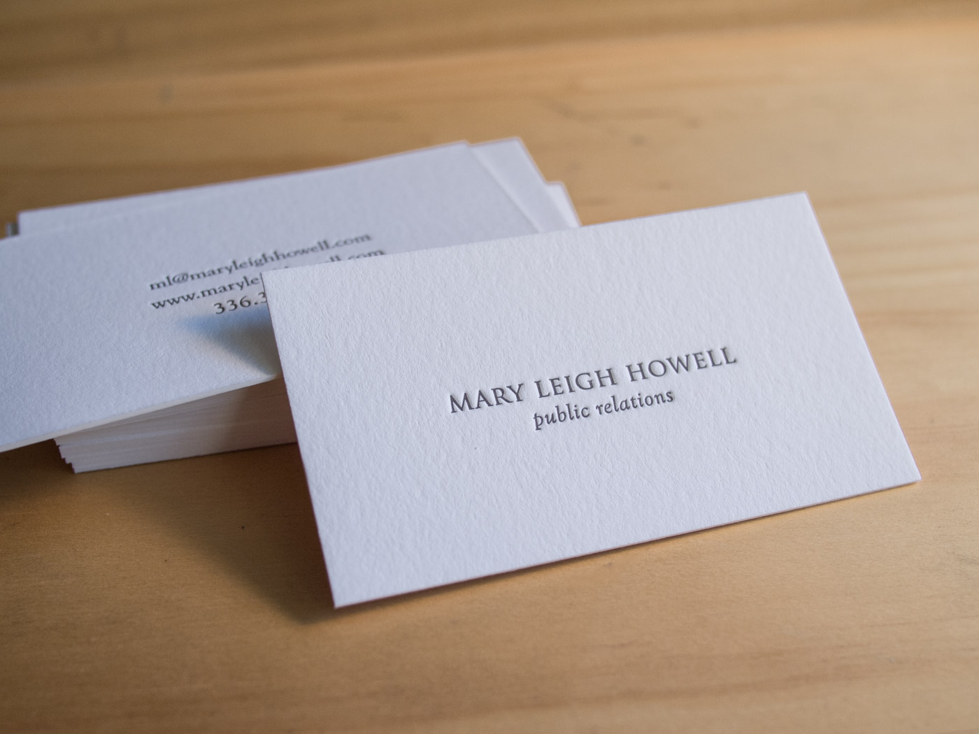 Mary Leigh Howell | Printed by Parklife Press