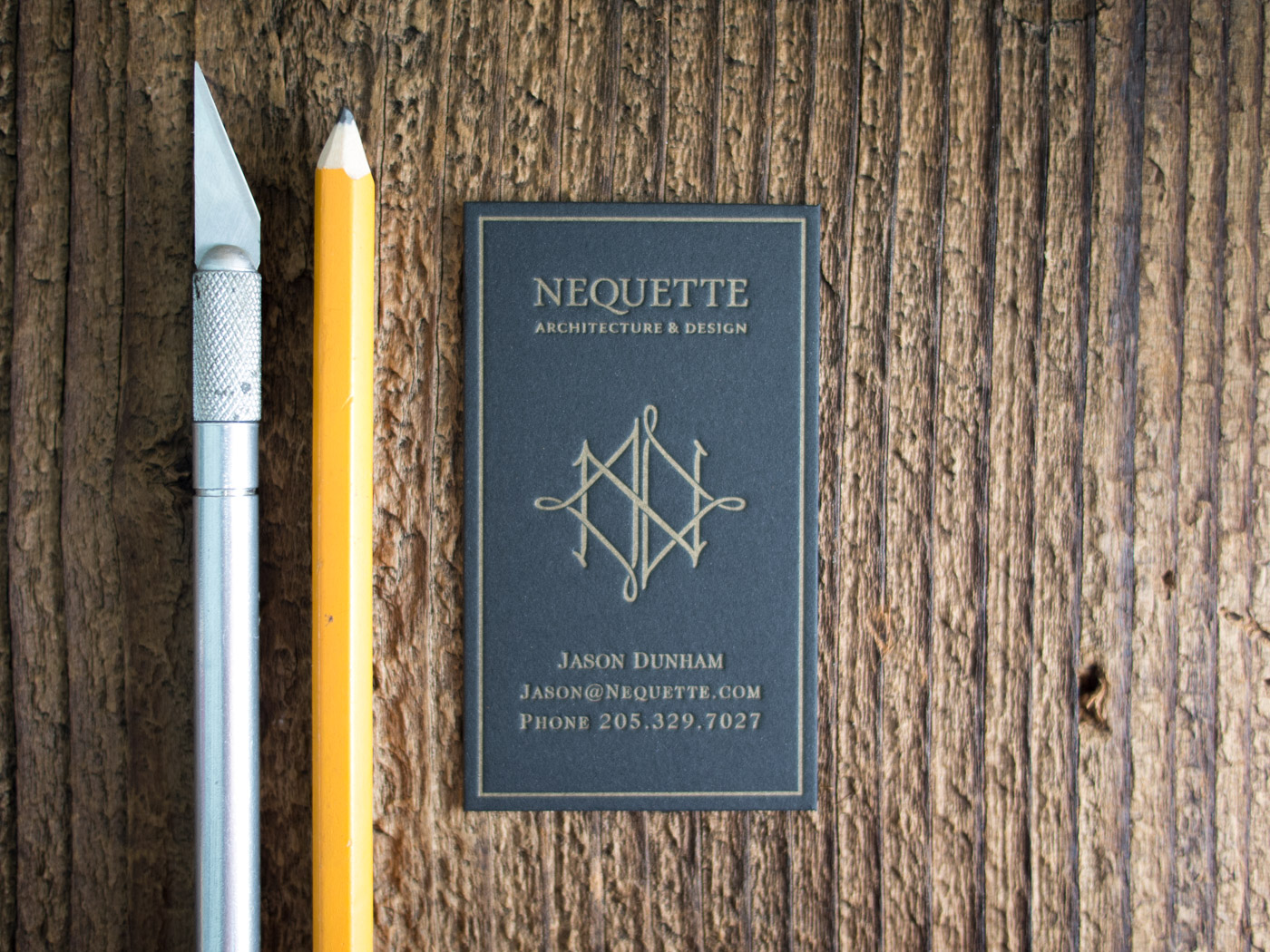 Nequette Architecture | Printed by Parklife Press