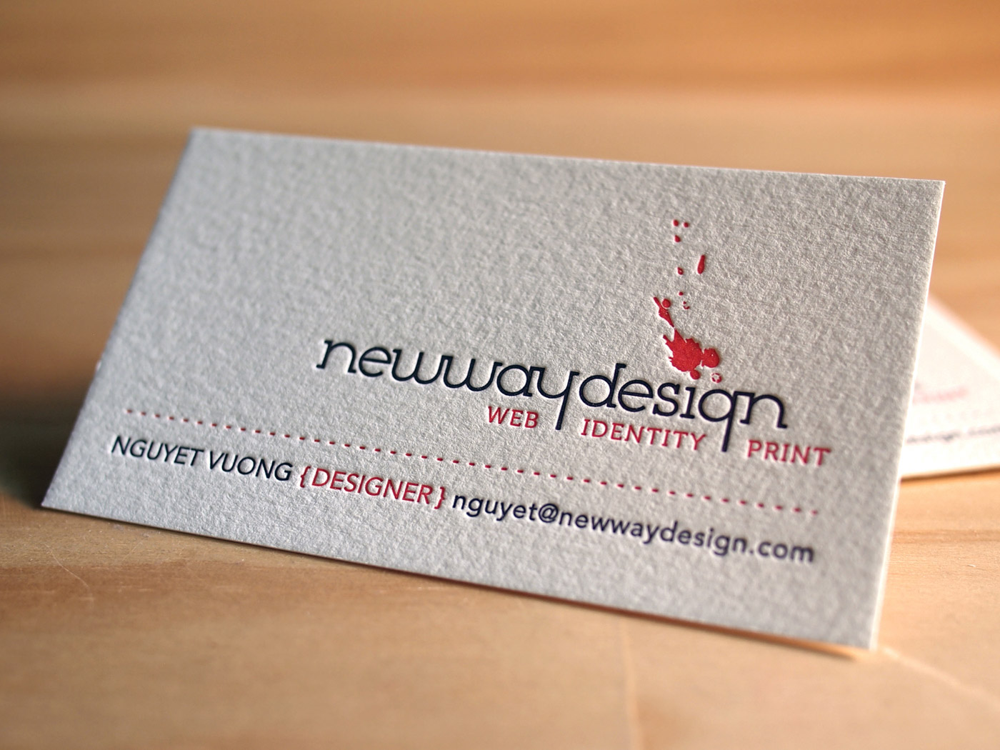 New Way Design | Printed by Parklife Press