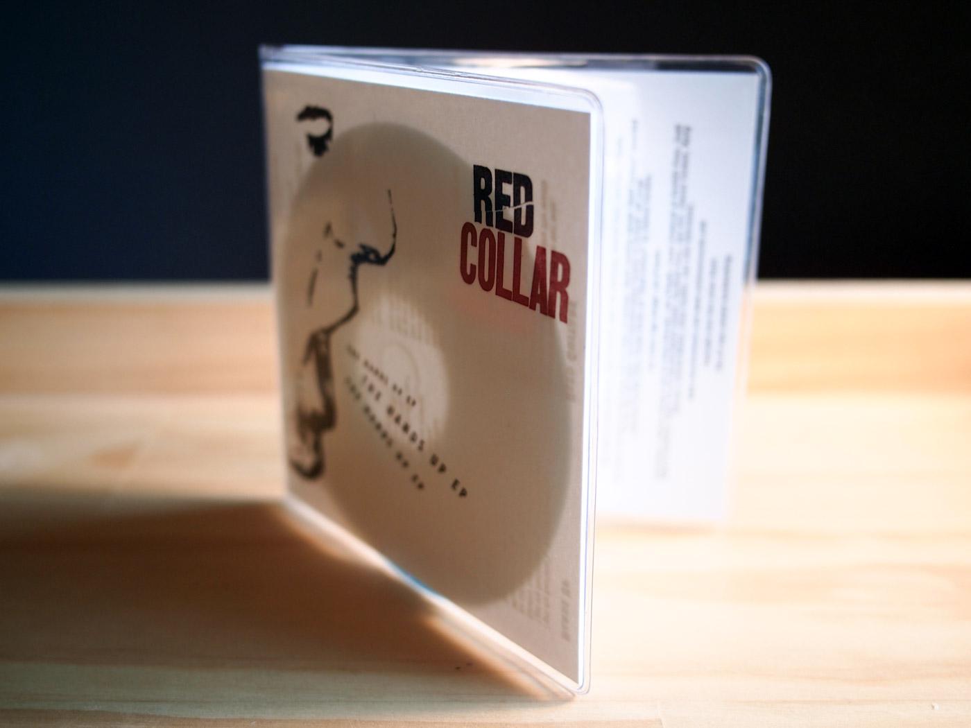 Red Collar | Printed by Parklife Press