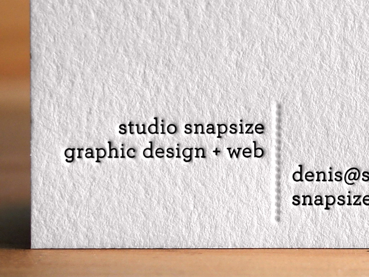 Studio Snapsize | Printed by Parklife Press