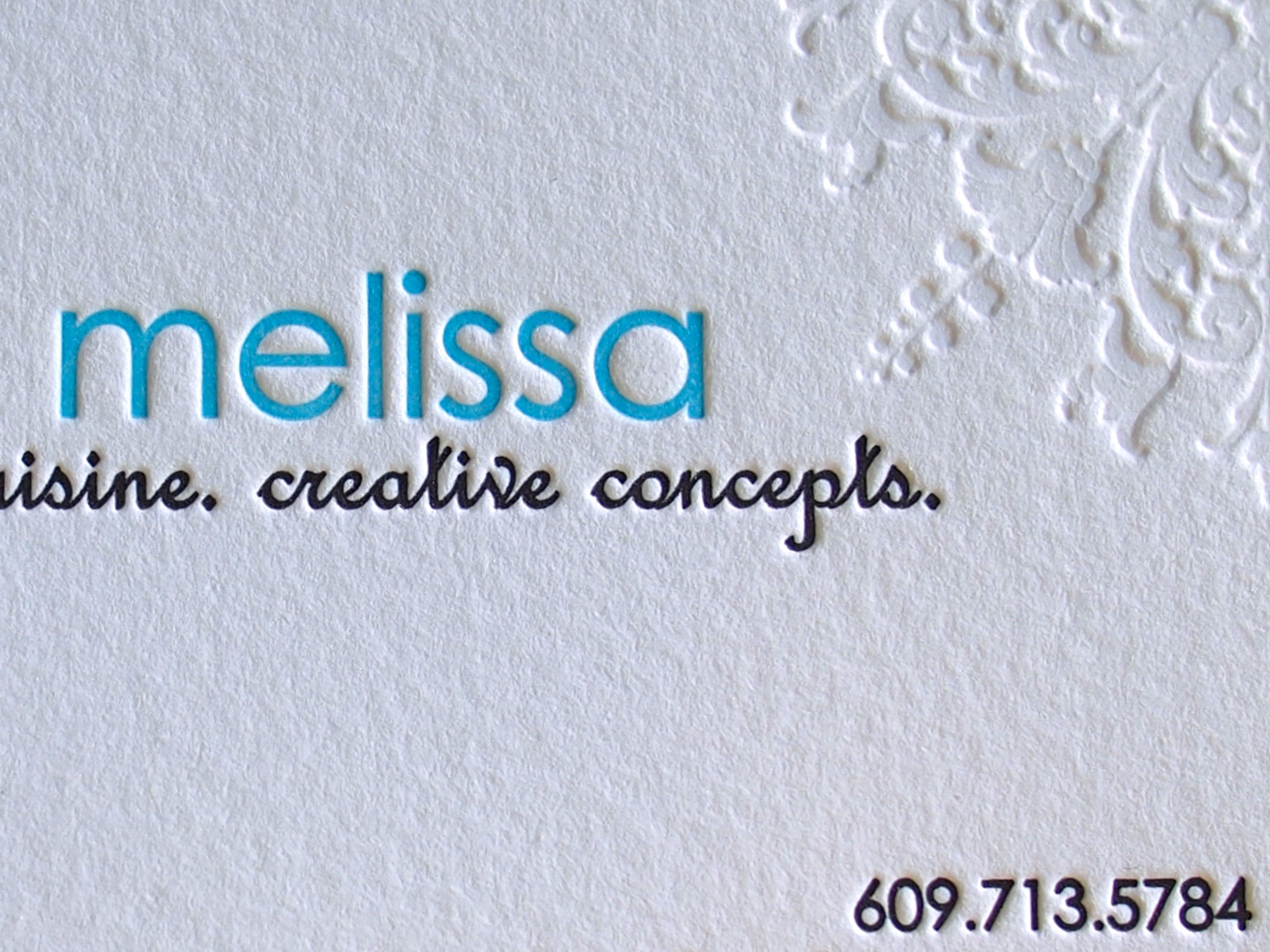 Sweet Melissa | Printed by Parklife Press